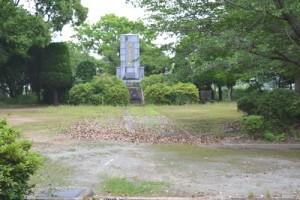 隈庄城跡(城の鼻公園)